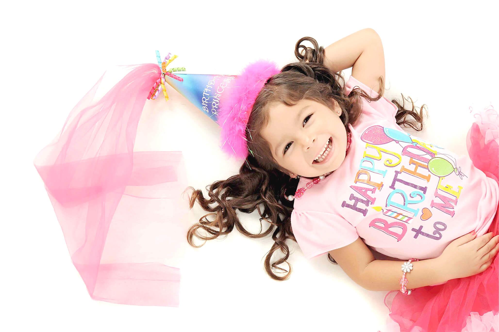 Cumpleaños para niños en Tenerife