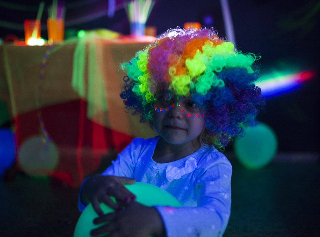 Fiestas temáticas para niños Tenerife