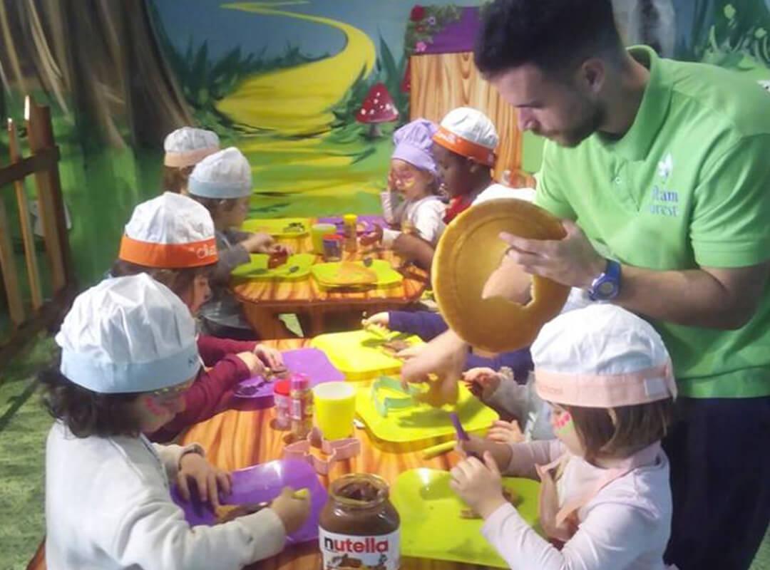 Talleres para niños en Tenerife
